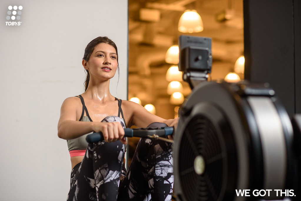 """With its new """"We Got This"""" campaign, Toby's Sports enjoins everyone to maintain a healthy and active lifestyle whatever sports you are into."""