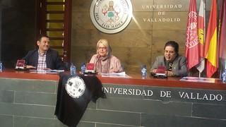 32ª Feria Internacional del Disco de Valladolid Castilla y León. Rueda de Prensa.