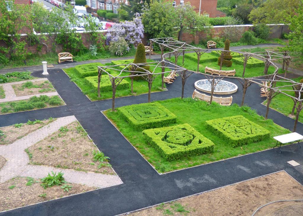 Shakespeare Garden Lightwoods House 1 | The Shakespeare Gard… | Flickr