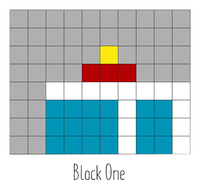 Firetruck Block ONe