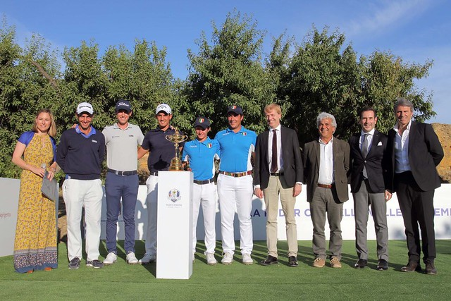 Road to Ryder Cup 2022 - Valle dei Templi