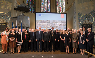 European Heritage Awards Ceremony 2017 - group photo | by europanostra