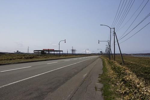 国道238号線