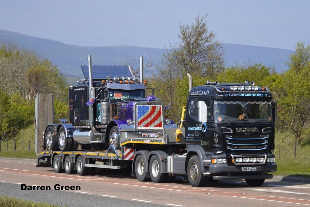 Inverness Classic Car Show