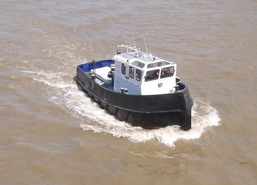 Thames tugboat