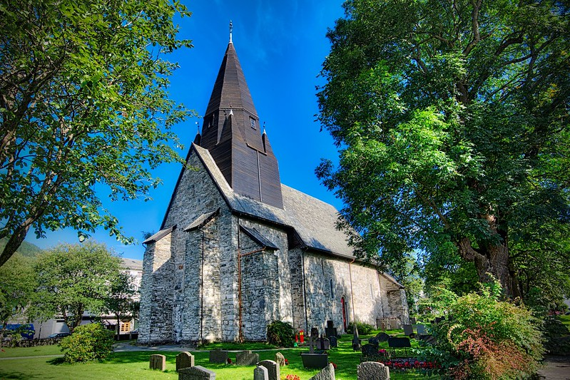 Voss Church (Vangskyrkja)
