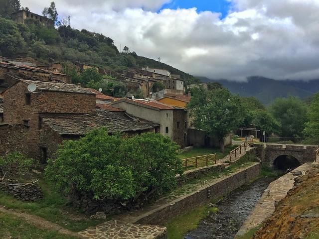 Alquería de Riomalo de Arriba en Las Hurdes