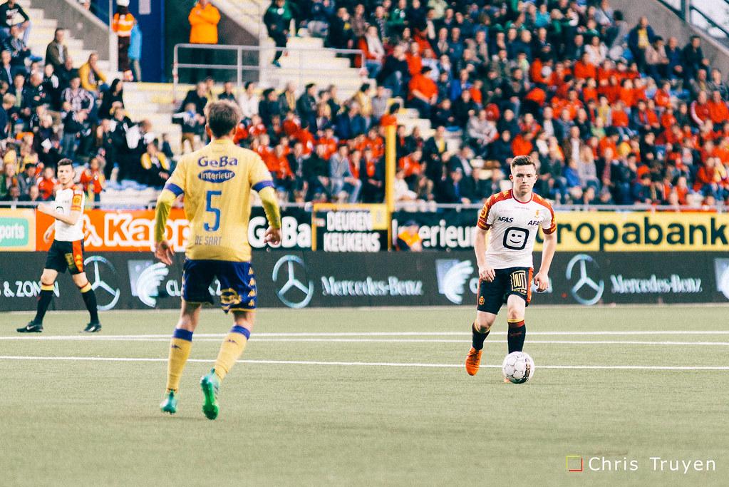 K Sint-Truidense VV - KV Mechelen