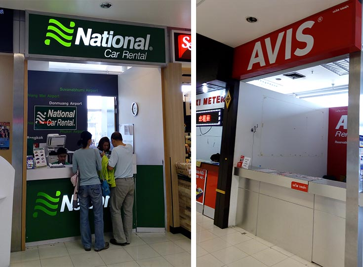 Rent Car Chiang Mai Airport
