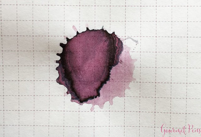Ink Shot Review @RobertOsterInk Australian Opal Mauve @NoteMakerTweets 12