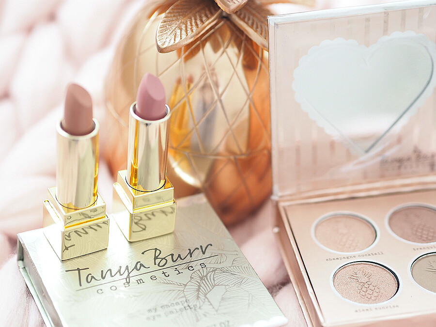 Tanya burr cosmetics new in