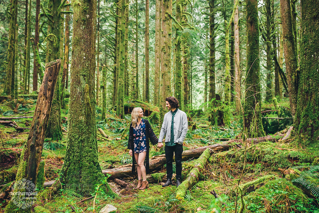 Vancouver Engagement Session
