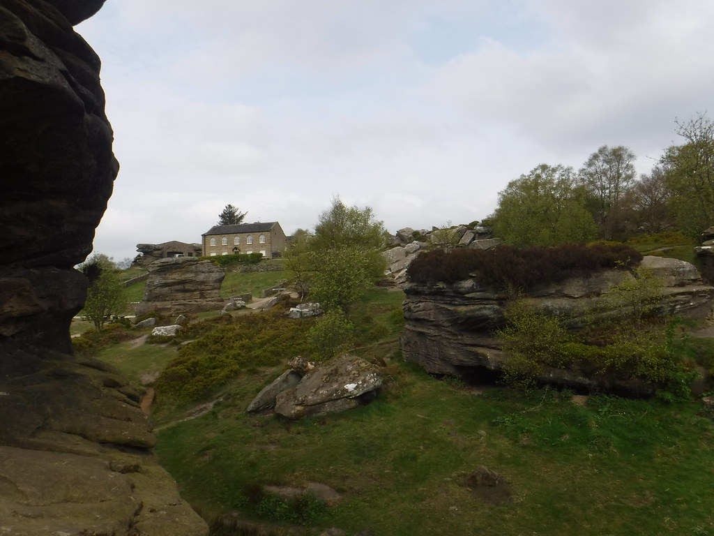 Brimham Rocks 33
