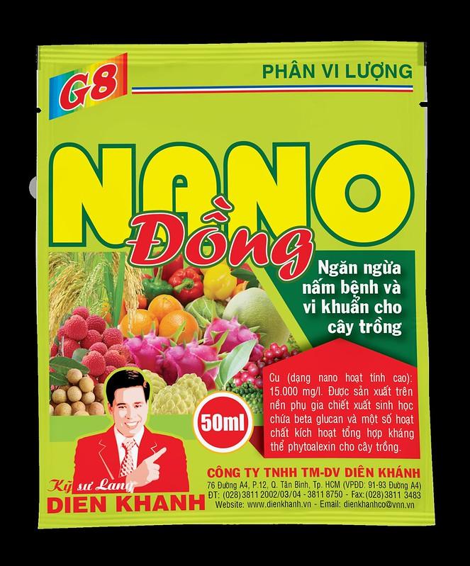 Nano Đồng - Gói
