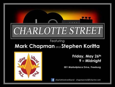 Charlotte Street 5-26-17