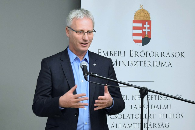 Konferenciát tartottak a határon túli gyermekek korai fejlesztésének segítéséért