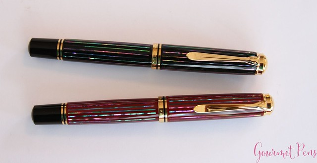Review Pelikan Souverän M1000 Sunrise LE Fountain Pen @Pelikan_Company @vulpennen 20
