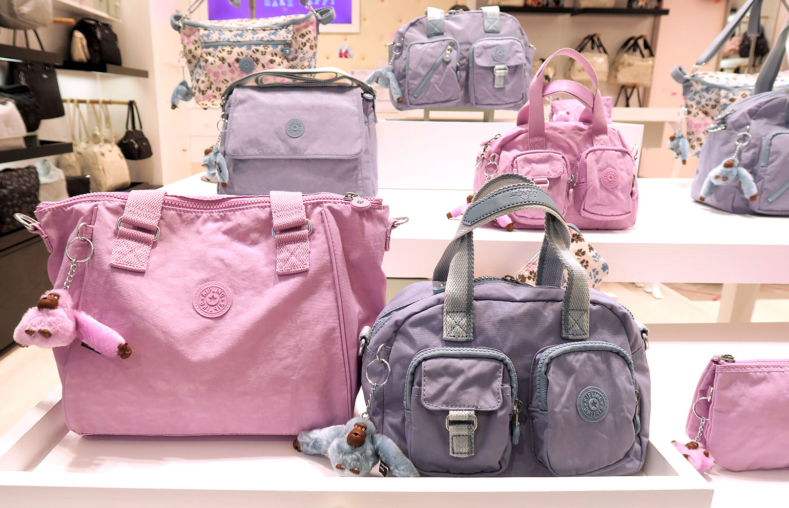 3 Kipling Philippines 30 years - Uptown Mall - Dream Garden Collection - Gen-zel.com(c)