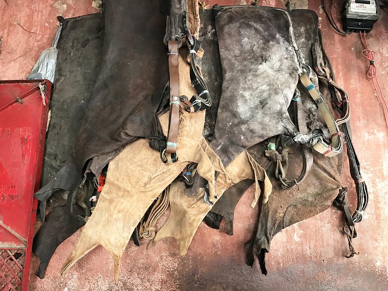 City Secret - The Vanished Mashak, the Goat-Skin Bag, Mushtaqeem Chai Stall