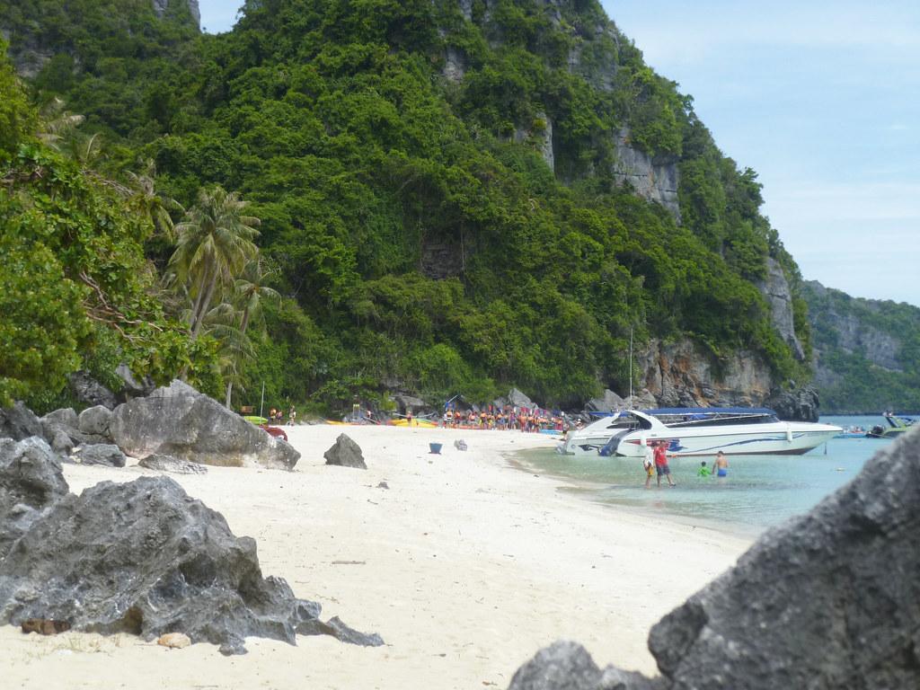 Mu Ko Ang Thong National Marine Park, Koh Wua Talab Island, Thailand