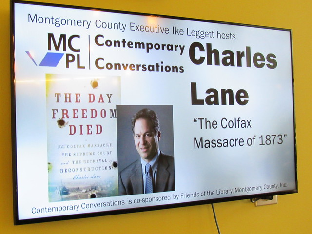 Contemporary Conversations: Charles Lane