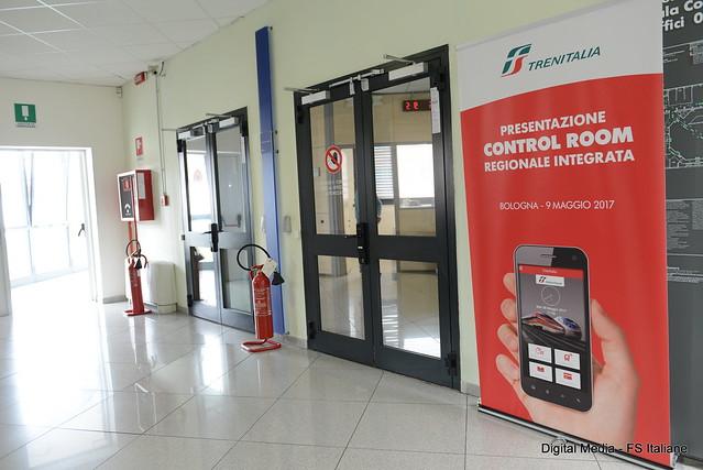 Presentazione Control Room Regionale Integrata- Bologna