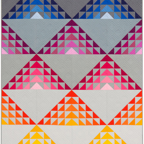At Dusk Free Quilt Pattern