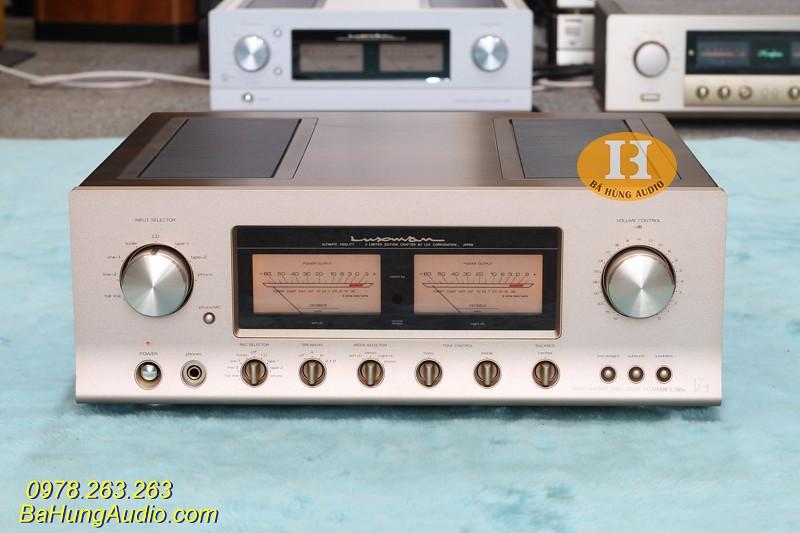 Amply Luxman L505Sđẹp xuất sắc, full đồ