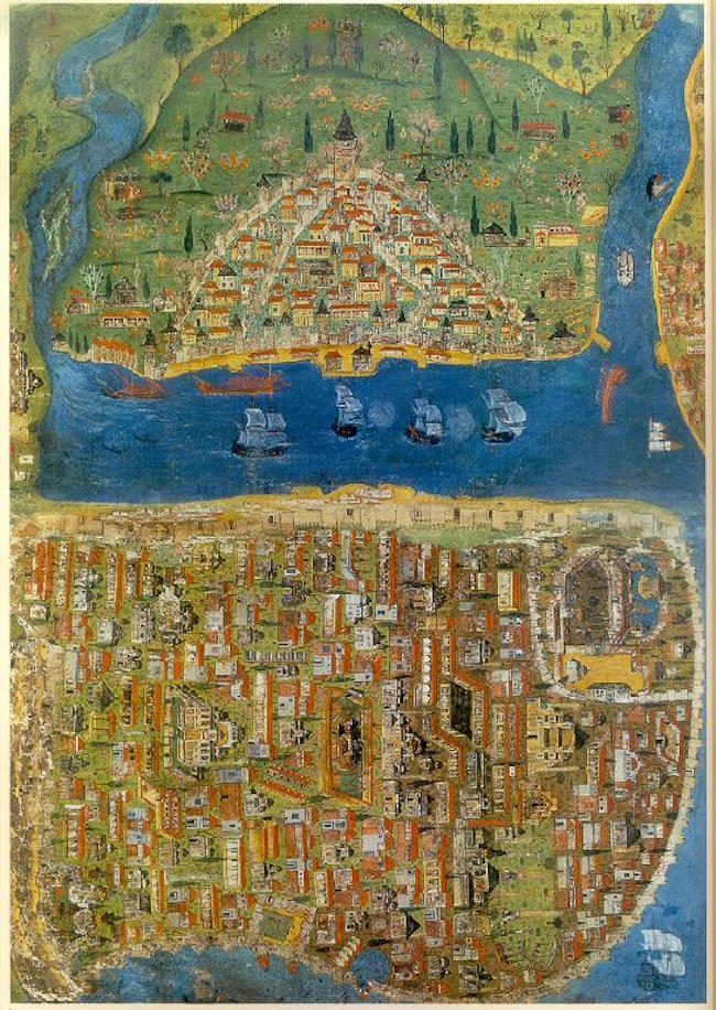 Constantinople_1536