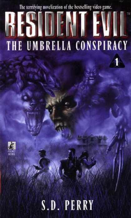 Resident Evil - Stephani Danelle Perry