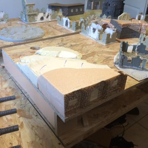 Malval District project - Mordheim table 33765591504_5557b3d8c8