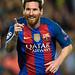 Hol játszik Messi