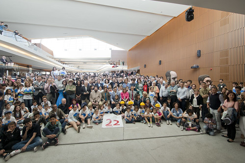 22º Aniversario y 20ª Feria de la Ciencia