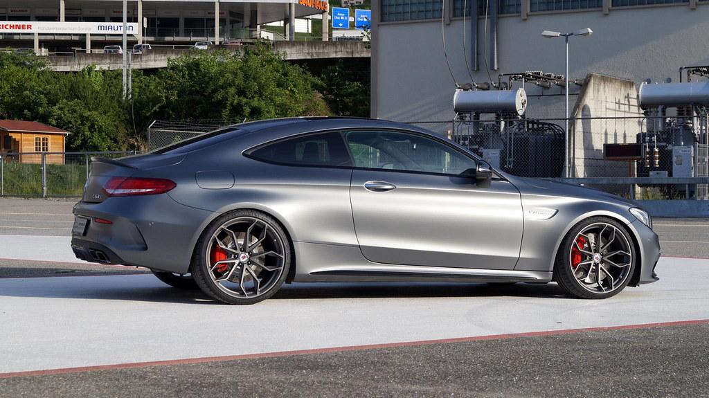 Mercedes C43 Amg >> HRE Wheels | Mercedes-Benz C63S AMG with HRE P201 Wheels ...