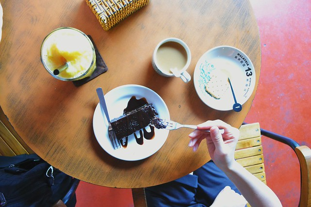 11.Calanthe Art Café – 13 States Coffee, Melaka (Jonker Street)