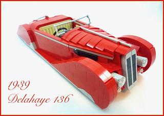1939 Delahaye 136