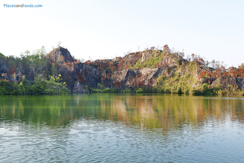 ranong canyon lake