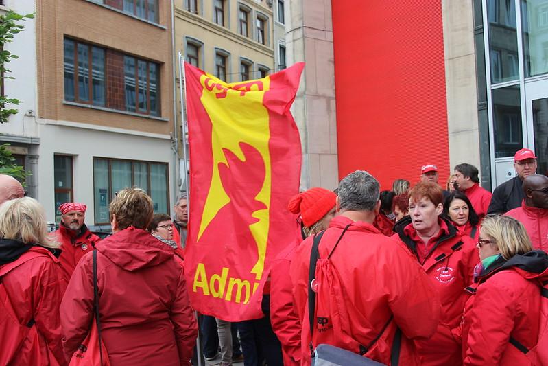19 mai 2017 - Action - Un changement de cap MAINTENANT ! (Bruxelles)