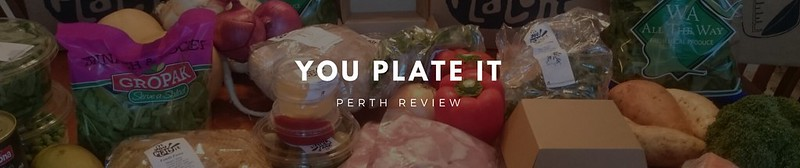 YOU PLATE IT - PERTH REVIEW