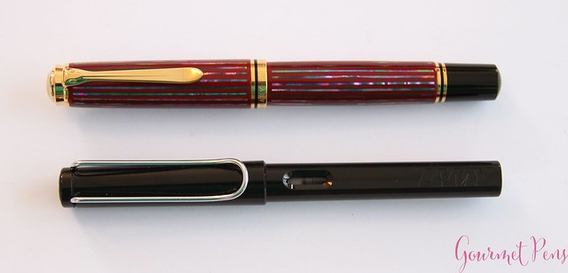 Review Pelikan Souverän M1000 Sunrise LE Fountain Pen @Pelikan_Company @vulpennen 2