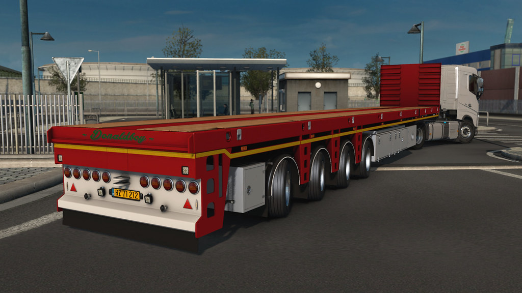 All Pro Trailers >> Pacton Xfloor Trailer ETS2 | Rizal Lechuza | Flickr