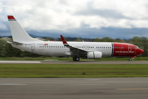 Boeing 737-8JP(WL) Norwegian Air International EI-FVS LN6389