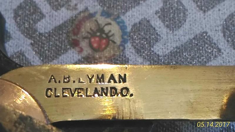 A.B. Lyman