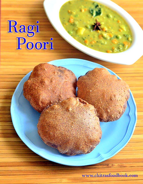 how to make poori in tamil