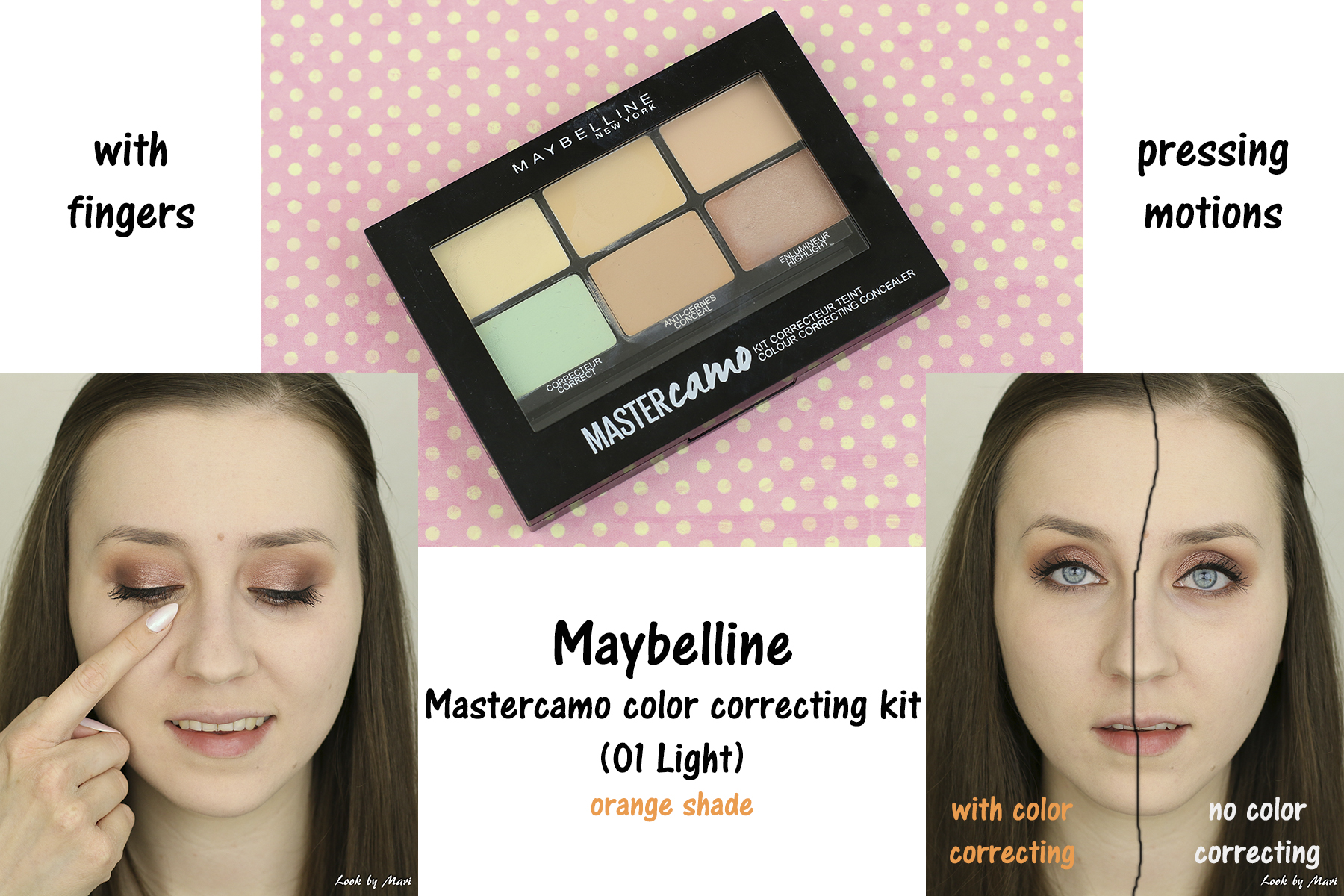 10 color correcting under the eyes maybelline drug store tutorial how to do