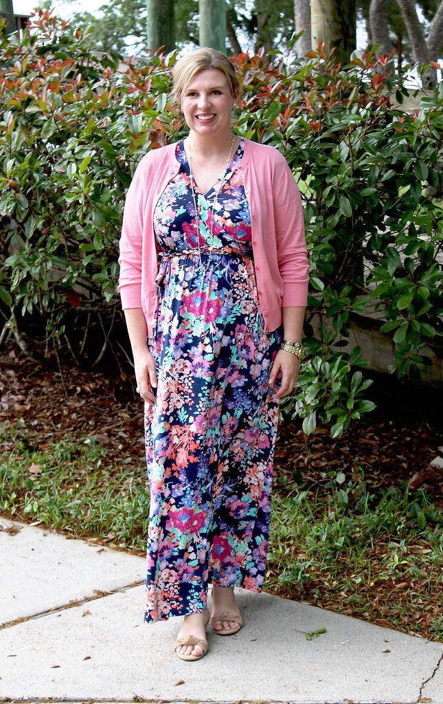 floral maxi dress 2