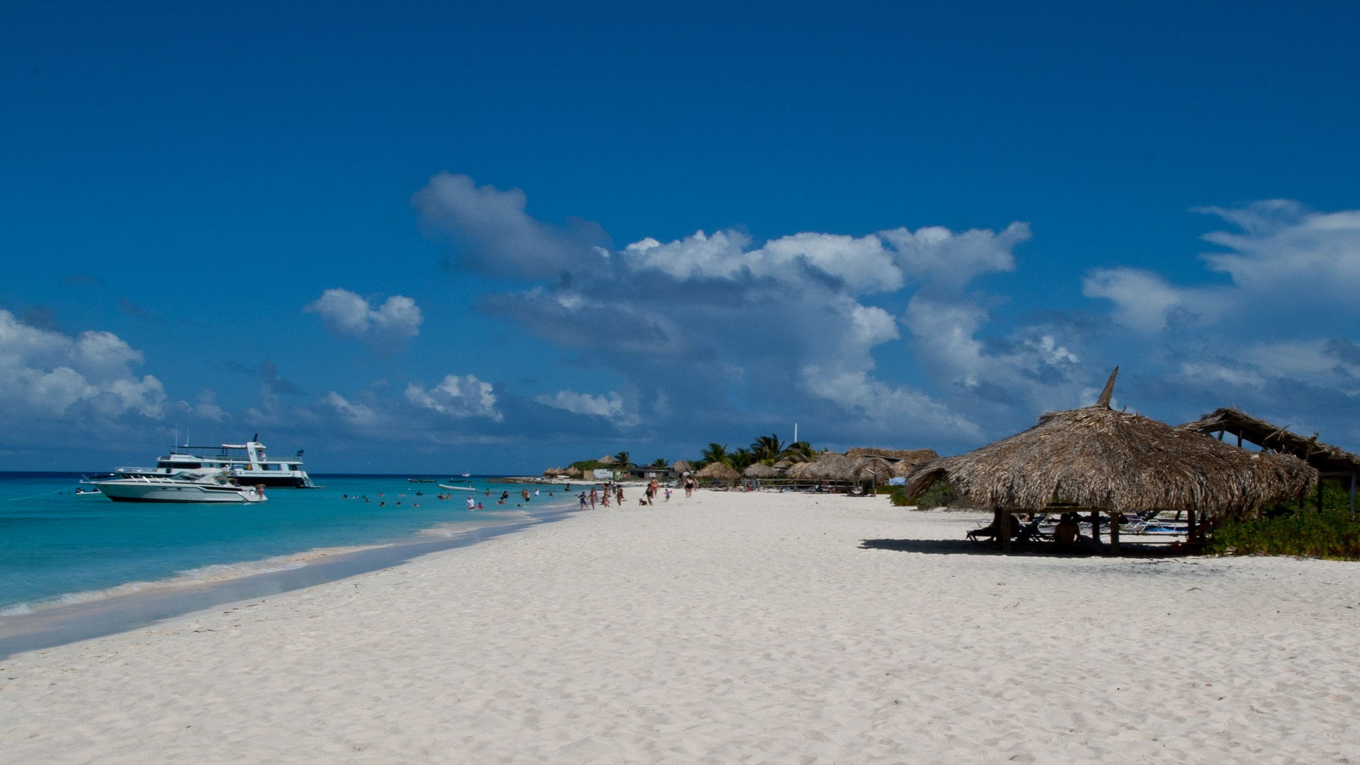 best beaches in Curacao