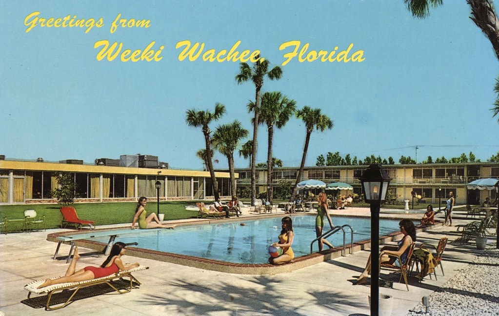 Holiday Inn - Weeki Wachee, Florida