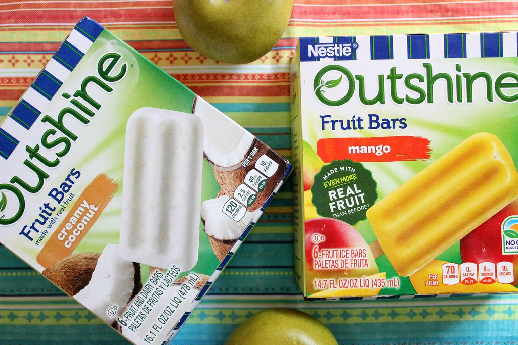 A Healthier Esquimal Popsicle Option For Summer