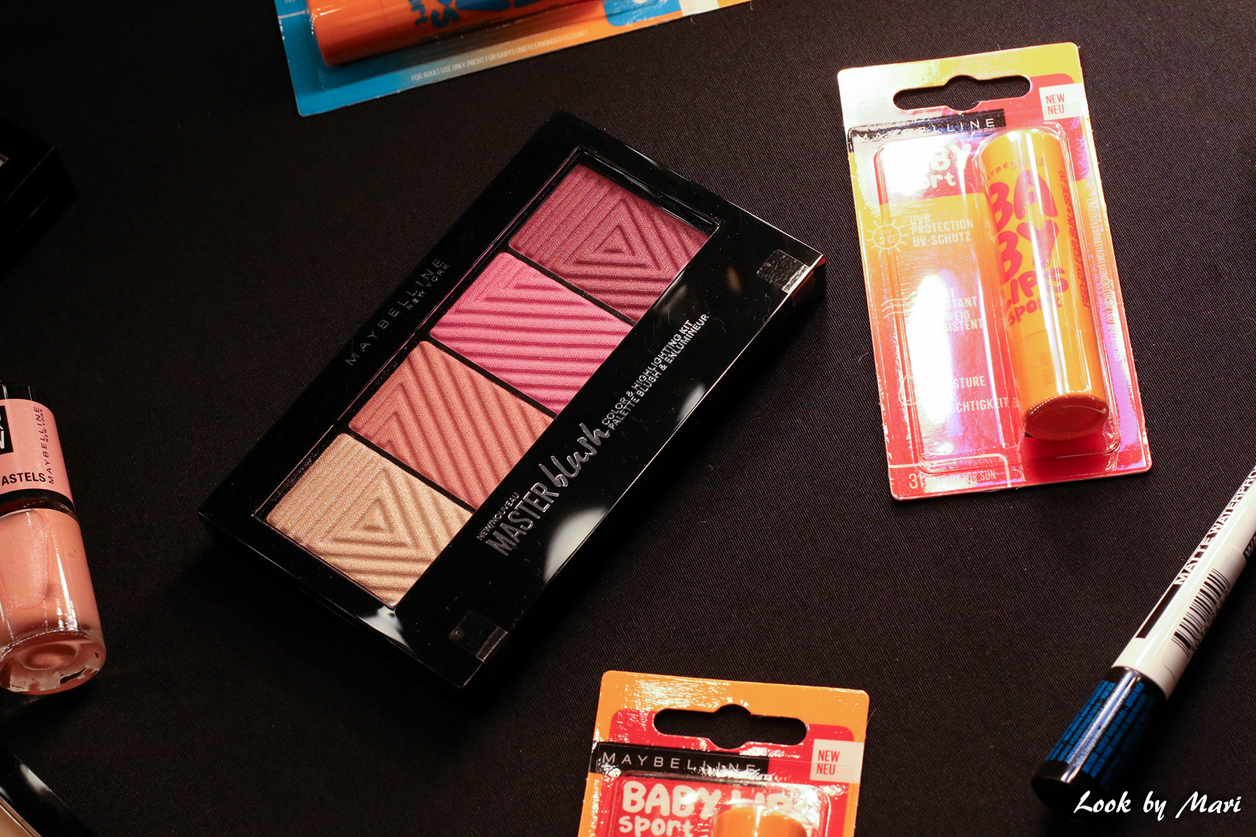 11 maybelline new master blush palette colors shades review blog